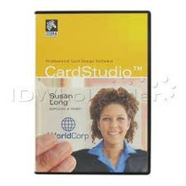Software Card Studio Profesional Zebra Trabaja Base De Datos