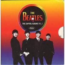 The Beatles Capitol Albums Brick Edition Limitada