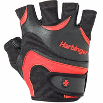 Mujer Harbinger Guantes Gym Crossfit Lifting Flexfit 148