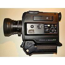 Minolta Camara Super 8 Xl Sound 64