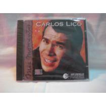 Carlos Lico. Mis Momentos. Cd.
