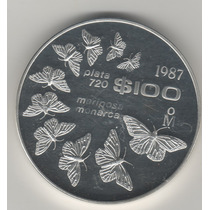 Ojo.monedamariposa Monarca. Bu,