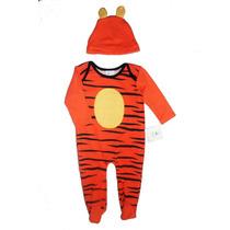 Mameluco Disfraz Para Bebe Tigger * Disney Baby Original *