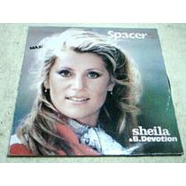 Disco Lp Sheila & B. Devotion - Spacer - Maxi Single -