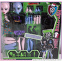 Paquete Crea Tu Mounstro Create A Monster De Monster High