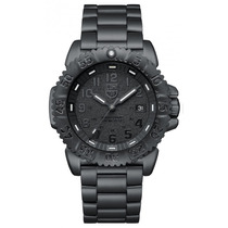 Reloj Luminox Colormark Blackout Negro A.3152.bo Op4