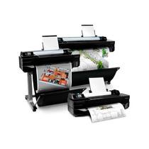 Impresora Hp Designjet T520 Formato Ancho 24 Pulg. Eprinter