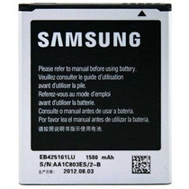 Pila Bateria Samsung Galaxy S3 Mini I8190 Nueva La Mejor