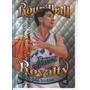 1998-99 Topps Roundball Royalty Refractor John Stockton Jazz