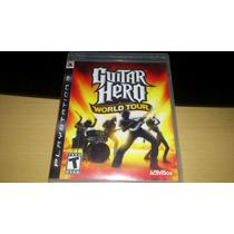 Guitar Hero World Tour Para Ps3 Completo