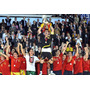 Jersey España 2008 Campeón Euro De Niño Vv4