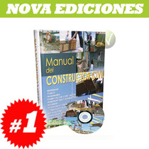 Manual De Constructor Civil 1 Vol 1 Cd-rom