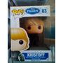 Kristoff Frozen Disney Store 83 Pop Funko Trabucle