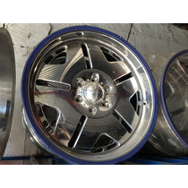 Rines Center Line 20x8 Para Ford Lobo Y Expedition 6 Birlos