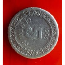 Moneda De Cinco Centavos De 1906 Y Moneda Cinco Cent.de 1937