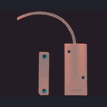 Horn Ho03i- Sensor Magnetico De Cortina Metalico Con Salida