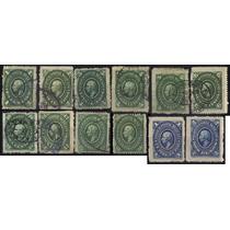 0720 Hidalgo Ovalo Verde 1° E Lote 12 S Nuevos Usados 1884