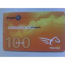 Pegaso Tarjeta Telefónica Mexicana De Prepago