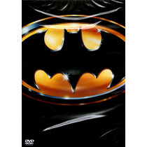 Dvd Batman ( Batman ) 1989 - Tim Burton
