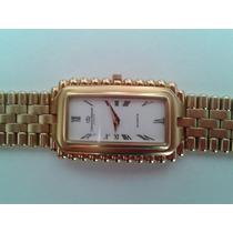 Reloj Christian Bernard Para Dama Bañado En Oro 18k