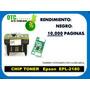 Chip Toner Epson epl-2180