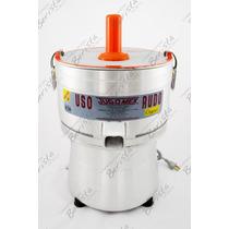 Extractor De Jugo Industrial Jugomex Uso Rudo Zanahoria