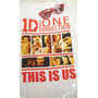 One Direction Playera Lentes Y Playera Oficiales