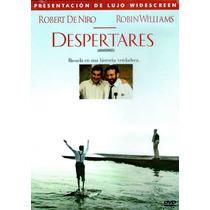 Dvd Despertares ( Awakenings ) 1990 - Penny Marshall