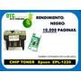 chip Toner Epson epl-1220