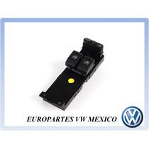 Swicht Control Elevadores Golf A4 Gti Original Vw Botonera