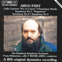 Arvo Part - Cello Concerto Sinfonias Cd Clasica Rm4