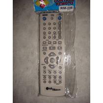 Control Lg Elektra Para Tv Rm-236