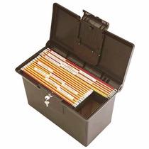 Archivero Plastico Portatil Oficio, Caazo-org-8995 Upc: 750