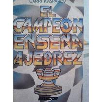 El Campeon Ensena Ajedrez, Garri Kasparov