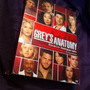 Grey's Anatomy 4ta Temporada 5 Discos Dvd