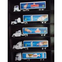 Camiones Y Trailers De Bimbo De Todas Las Colecciones