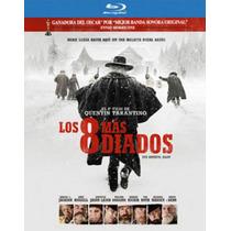 Los 8 Ocho Mas Odiados The Hateful Eight Pelicula Blu-ray