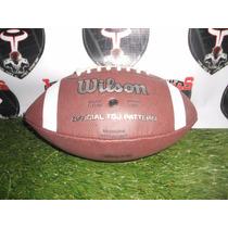 Balon Wilson Tdj Compostile Futbol Americano #m6123