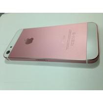 45aae550260 Carcasa Tapa Trasera Original iPhone 5 5s Negro Dorada Rosa en venta ...