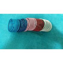 Anillas Grande Argolla Aluminio Sling Ring Bandolera Rebozo