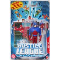 The Atom Justice League Unlimited Mattel Liga Justicia Hm4