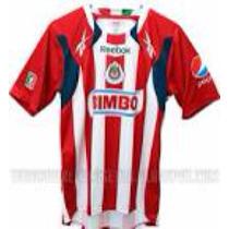 Vendo Camisa Chivas Guadalajara Reebook Nueva