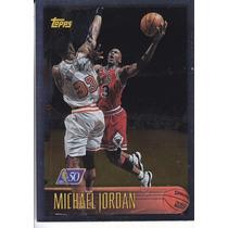 1996-97 Topps Nba At 50 Michael Jordan Bulls