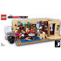 Lego The Big Bang Theory Ideas 21302