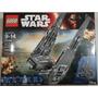 Lego Star Wars Kylo Ren´s Command Shuttle 75104