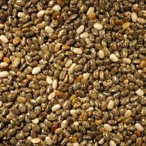 1 Libra De Semillas De Chia Organica - Salvia Hispánica S/t