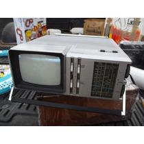 Radio Am Fm Television Antiguo De Los 80s Funcionando Al 100