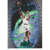 1997-98 Metal Universe Championship Galaxy Allen Iverson Six