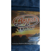 Blu-ray+cd Del Grupo America Live At The Ventura Theater