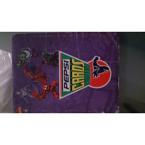 Pepsi Cards Marvel Sueltas